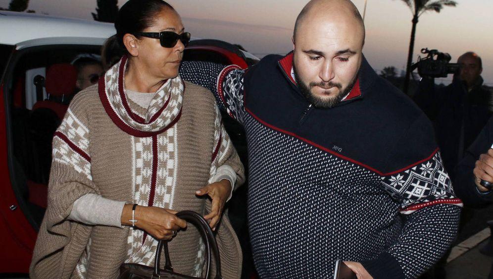 Foto: Isabel Pantoja y Kiko Rivera en una imagen de archivo. (Gtres)