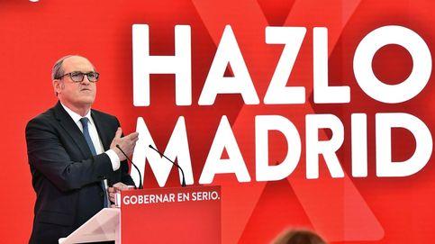 Gabilondo promete 150 euros más para el IMV y un plan de choque sanitario en Madrid