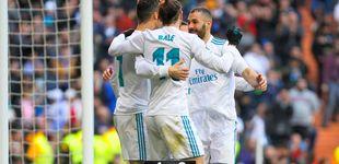 Post de El Bernabéu se reconcilia con Benzema en una actuación brillante de la BBC