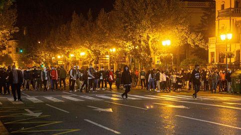 La Policía tacha de minoritarias y sin coordinación nacional las protestas anticovid