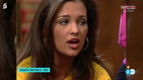 Patiño desentierra el pasado televisivo de Paula Echevarría como reportera