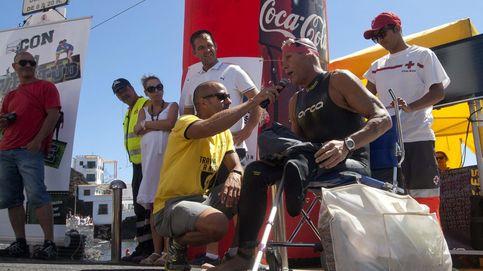 Encuentran muerto al nadador Carmelo Santana durante la vuelta a Gran Canaria