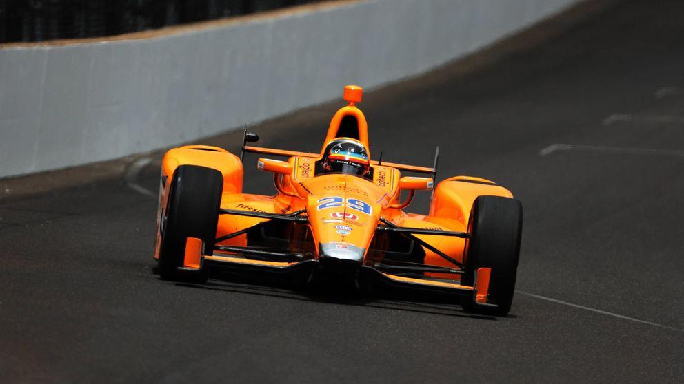 Alonso volverá a las 500 Millas en 2019 para intentar rematar la Triple Corona