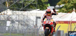 Post de Siga en directo la clasificación del Gran Premio de Italia de MotoGP