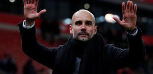 Post de Guardiola vuelve a pescar en la revuelta cantera del Barça con su City investigado