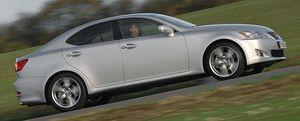 Lexus ofrece una financiación única para su gama IS