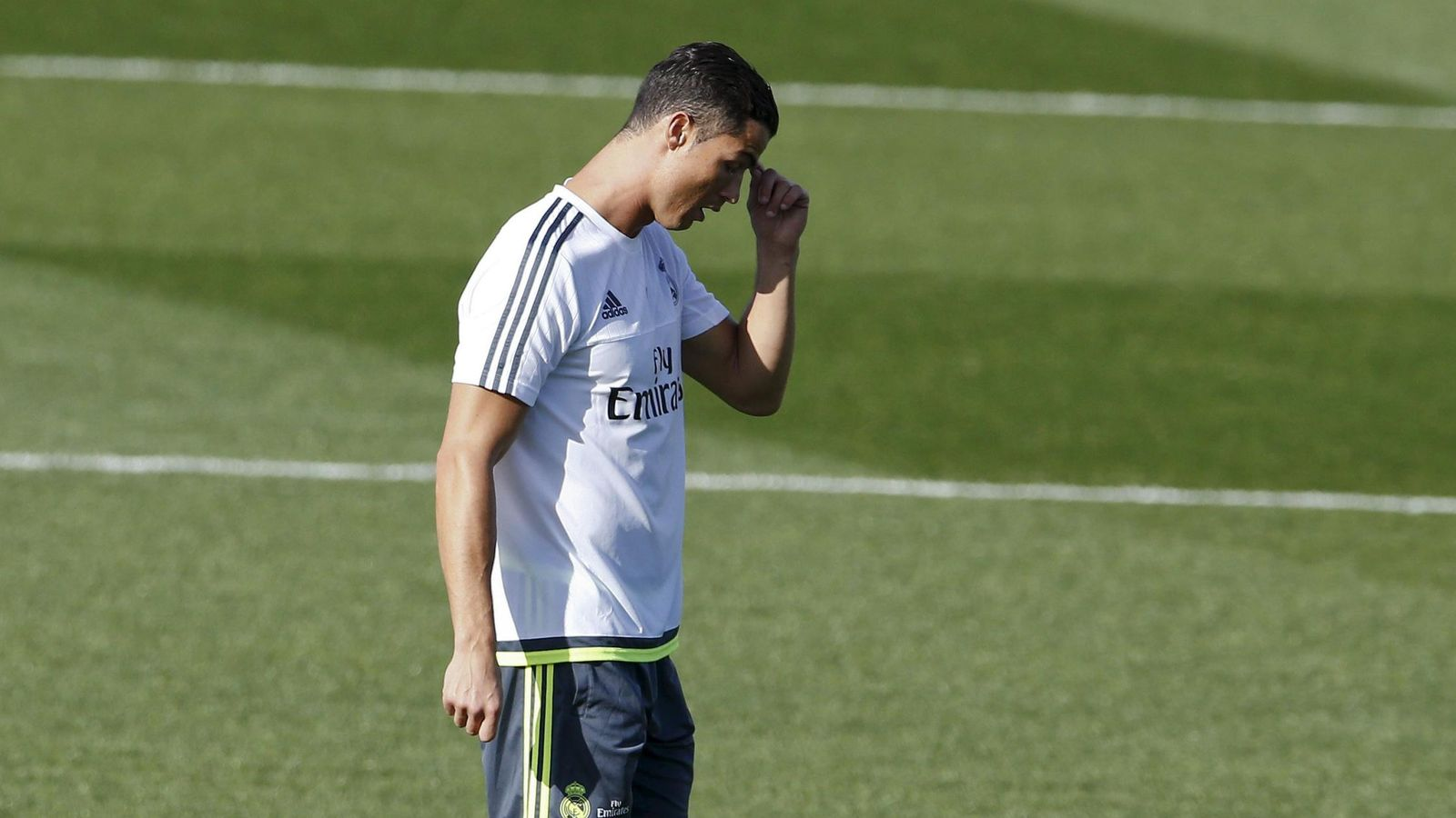 Foto: El futbolista Cristiano Ronaldo. (Reuters)