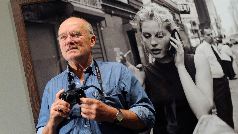 El fotógrafo alemán Peter Lindbergh. (EFE)