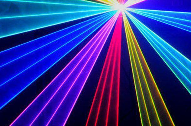 Foto: La luz también se comprime: observan un fenómeno cuántico imposible de ver
