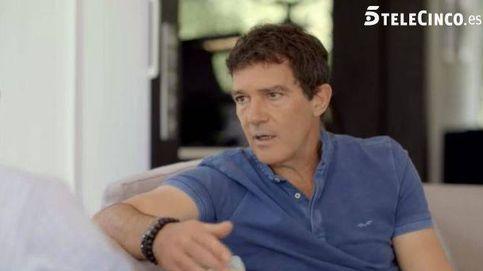 Antonio Banderas:Tengo muy buena relación con Melanie Griffith