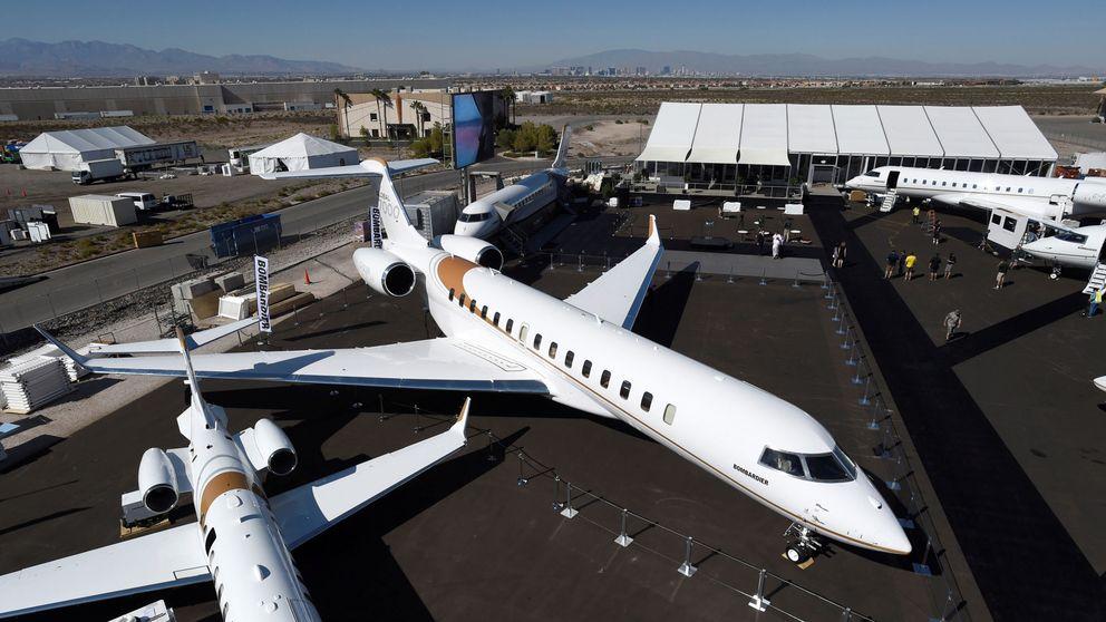 Ingeniería de lujo: así es el nuevo jet de los millonarios