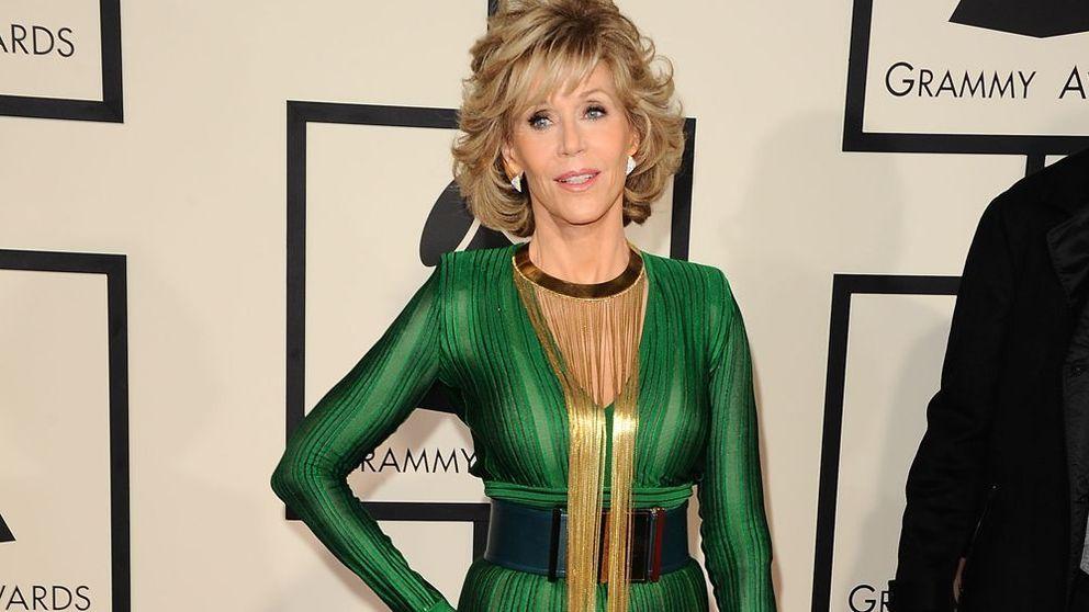Jane Fonda reconoce fumar porros de marihuana de vez en cuando
