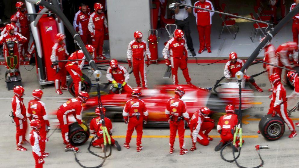 Ferrari y Arrivabene: ¿aunque la mona se vista de seda, mona se queda?