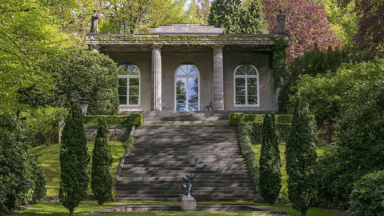 La impresionante villa alemana de Karl Lagerfeld que se vende por 10 millones