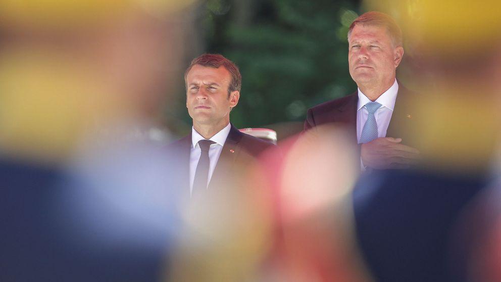¿Qué pasa con Macron?
