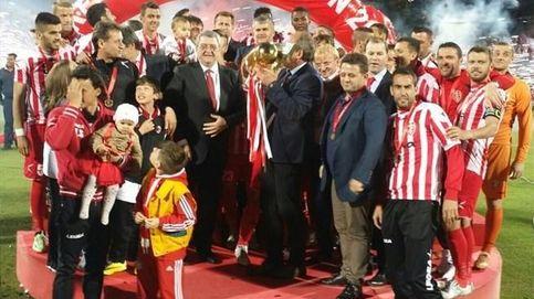 El Skënderbeu hace soñar con la Champions a la ciudad más cosmopolita de Albania