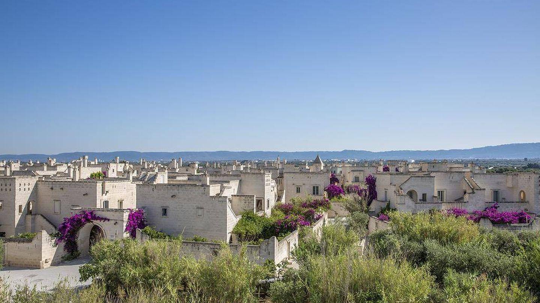 El hotel Borgo Egnazia tiene infinidad de villas y jardines. (borgoignazia.it)