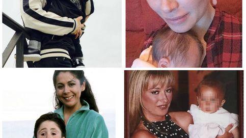 De Lucía Pariente a Soraya Arnelas, nada como el amor de una madre
