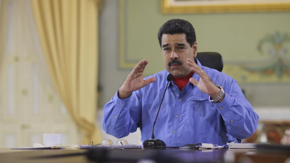 Maduro advierte a la oposición de que no se irá: De aquí no me saca nadie