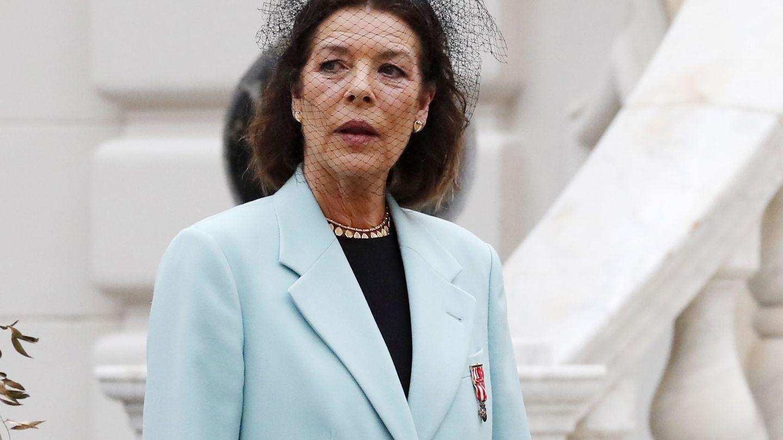 Carolina de Mónaco en una imagen de archivo. (EFE)