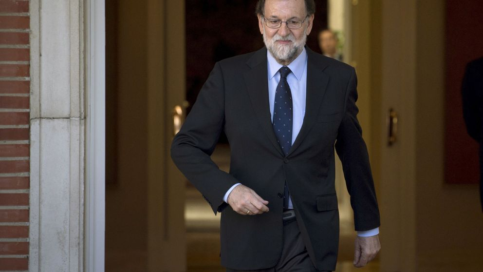 Rajoy prepara una respuesta entre el desmarque de Sánchez y las prisas de Rivera