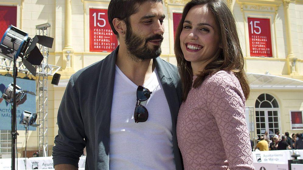 Foto: Los actores, en el Festival de Málaga 2012. (EFE)