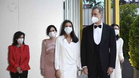 Así han vivido Felipe y Letizia los Cavia: noche de periodismo, glamour y reencuentros