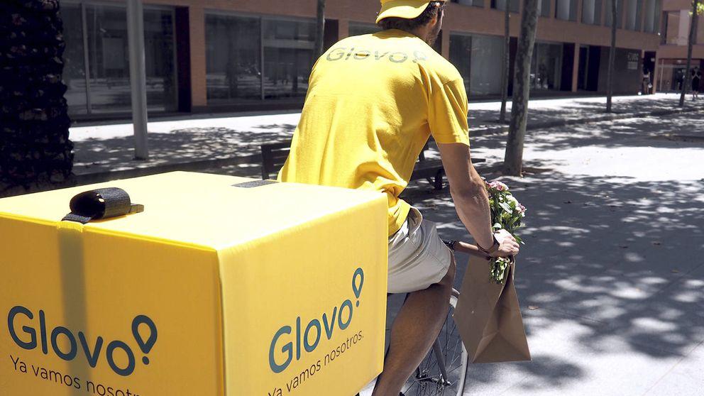 Huir de Glovo es posible. Los repartidores que luchan contra la explotación de las 'apps'
