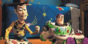 Buzz Lightyear fue el primer hombre sobre la luna