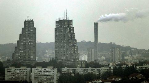 Planta de calefacción en Belgrado