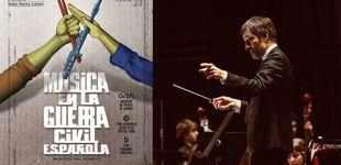 Post de Cultura anula un concierto con música de la Guerra Civil: