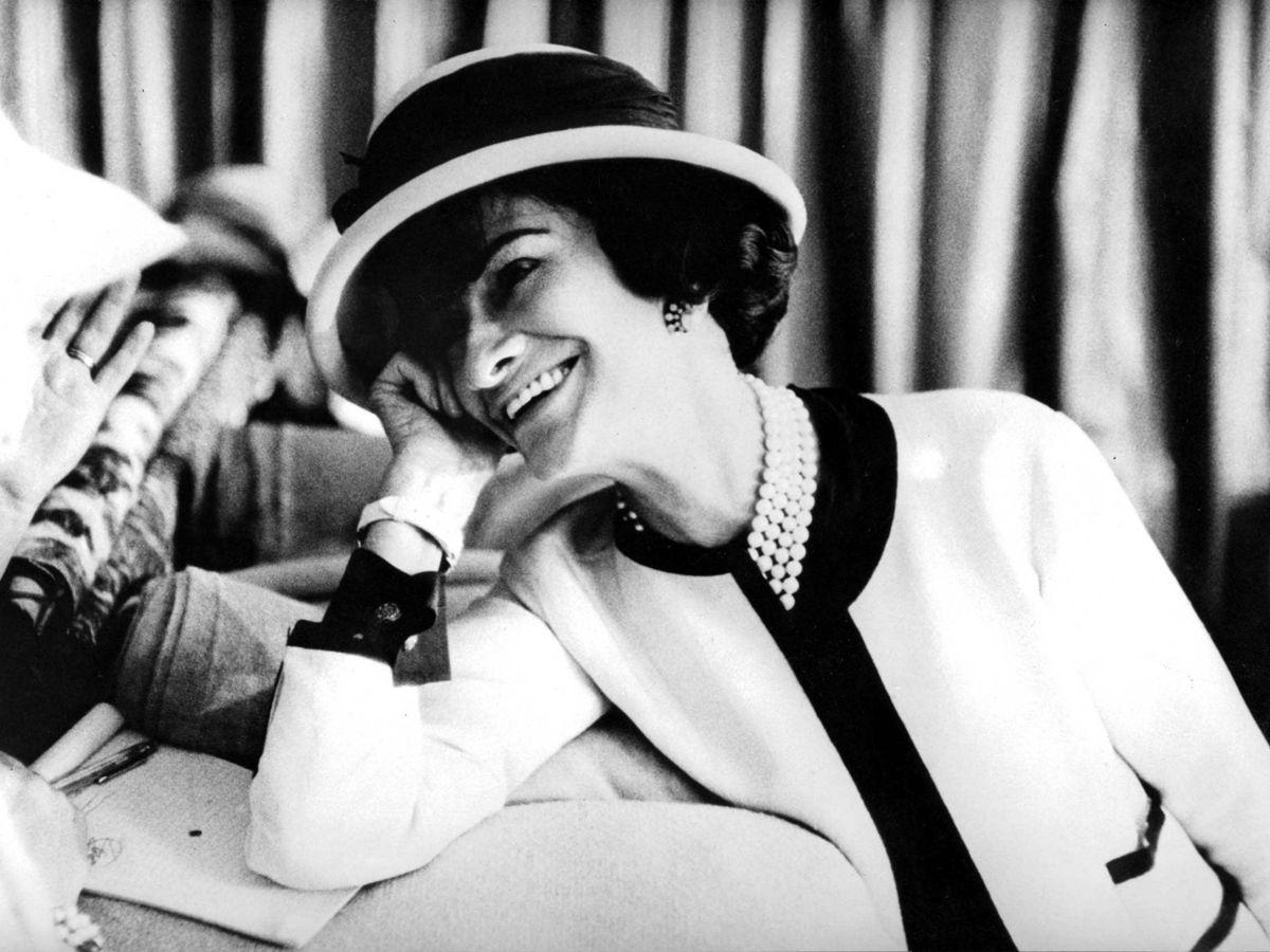 Foto: Coco Chanel.