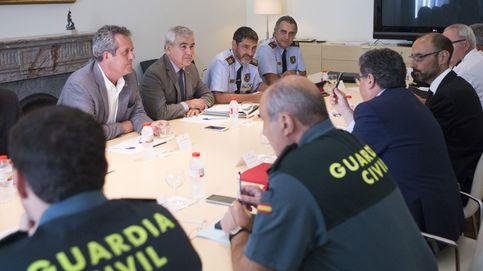 Los dos mayores sindicatos de Guardia Civil y Policía denuncian haber sido marginados
