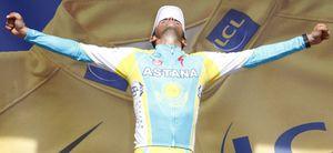 Foto: Alberto Contador se convierte en el 'virtual' ganador del Tour