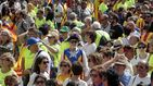 Diada 2018: tramos, horarios y recorrido de la manifestación por el Día  de Cataluña