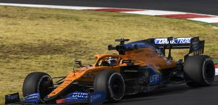 Post de Libres 1: buen comienzo de Sainz en Portugal y Ferrari quiere volver a ser Ferrari