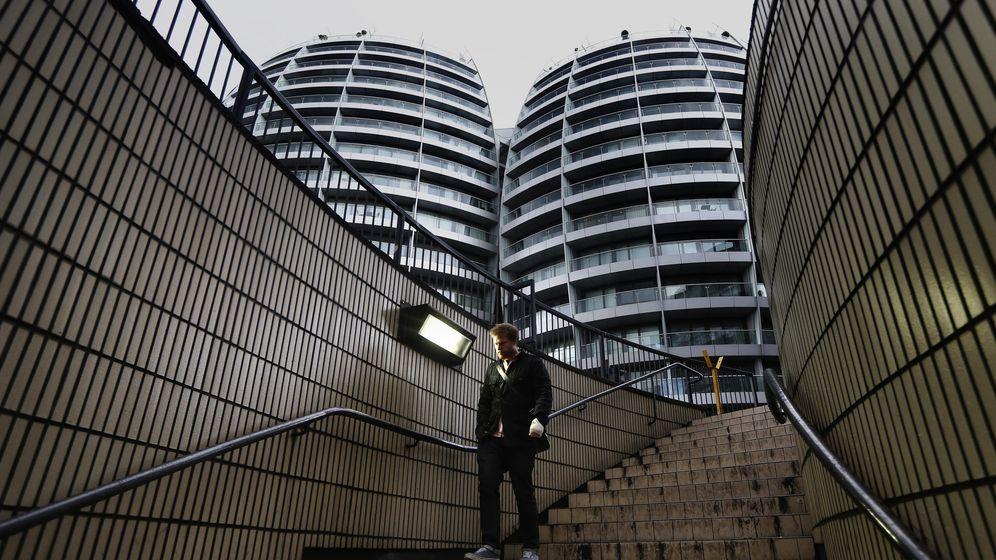 Foto: Edificios alrededor de Old Street, en Londres, en la zona conocida como Silicon Roundabout. (Reuters)
