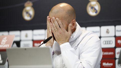 Los motivos por los que Zidane no tiene por qué sufrir el desplome de Ancelotti