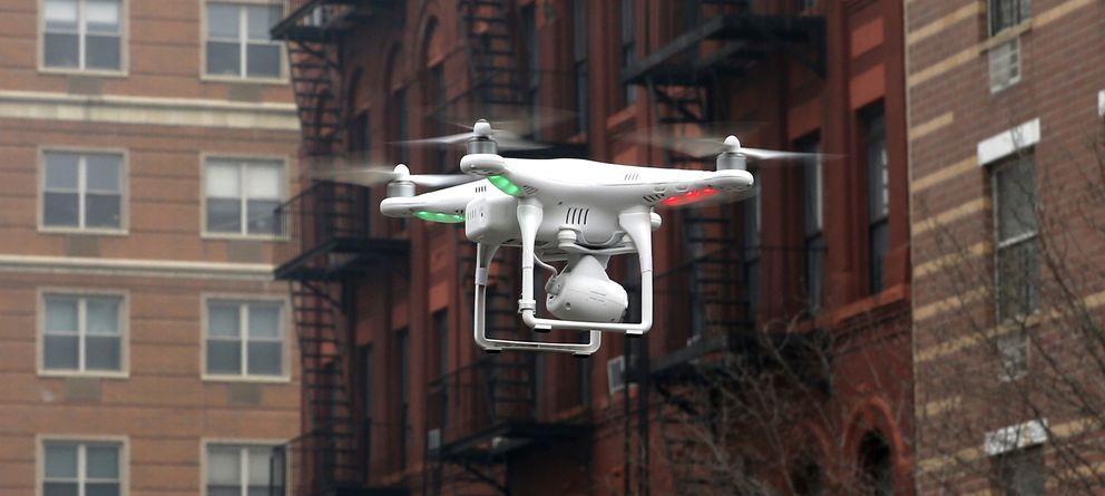 Foto: El real decreto que ultima Fomento: no se podrá volar 'drones' sin una titulación