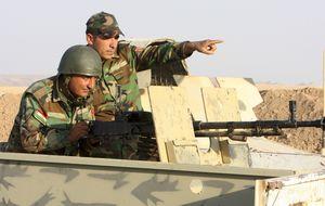 EEUU y kurdos pasan a la ofensiva para retomar la presa de Mosul
