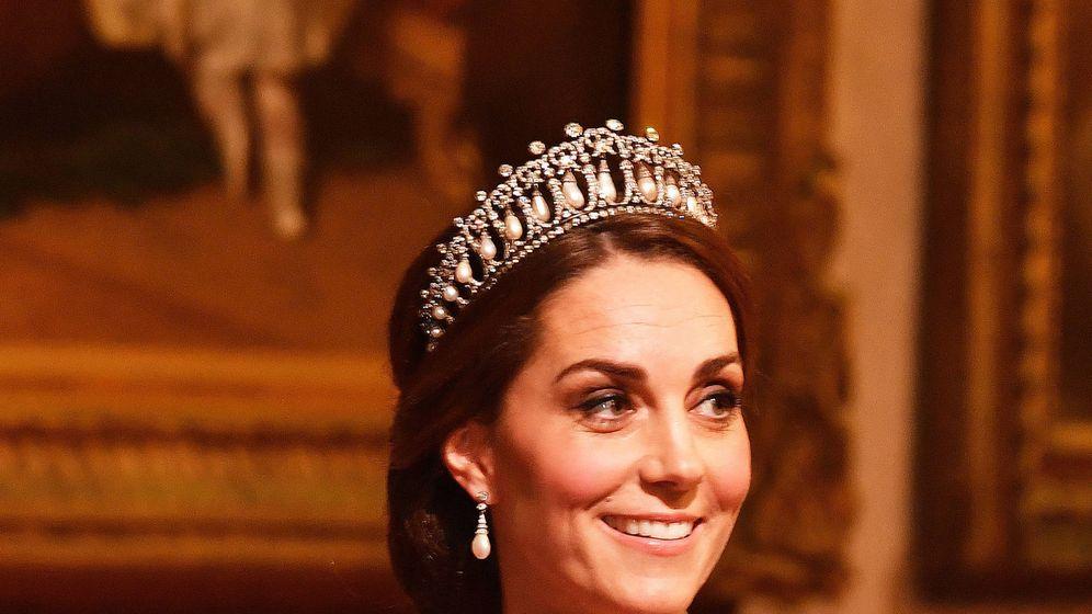Foto: La duquesa de Cambridge. (Getty Images)