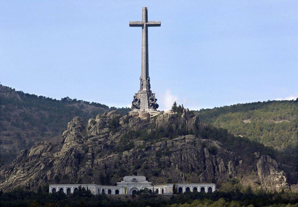 Foto: Fotografía de archivo del Valle de los Caídos. (EFE)