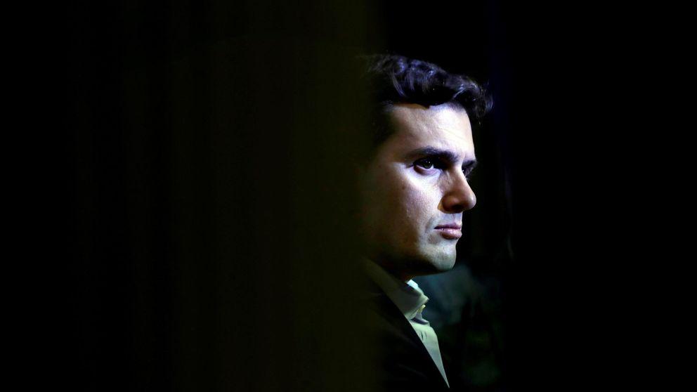 Rivera solo ve en el constitucionalismo a PP y Cs: El PSOE está secuestrado
