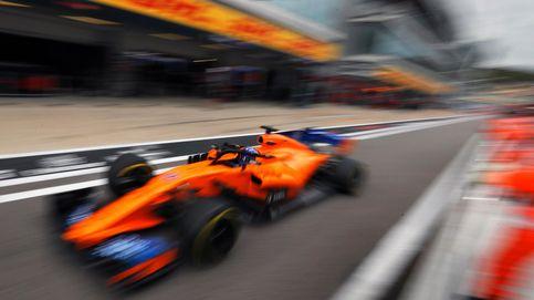 El día en que McLaren ganó a Red Bull y Toro Rosso 'sin bajarse del autobús'