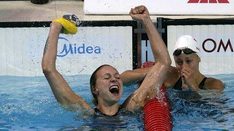 Un récord mundial en mariposa ilumina el primer día de natación en Kazán