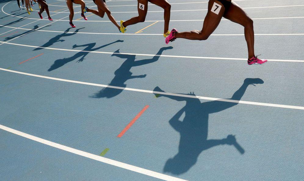 Foto: Los atletas que aún siguen en activo han sido suspendidos (Efe)