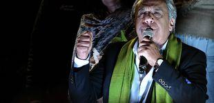 Post de Lenín Moreno se proclama ganador en Ecuador y el opositor habla de fraude