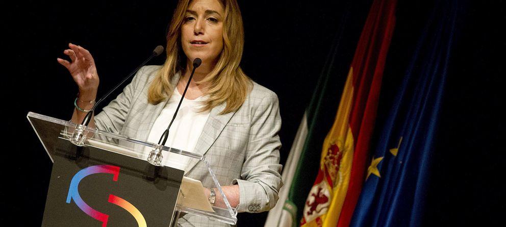 Foto: La presidenta de la Junta de Andalucía, Susana Díaz. (Efe)