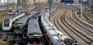 Post de Detenido un hombre en Valencia por sentarse en las vías y parar el tráfico ferroviario
