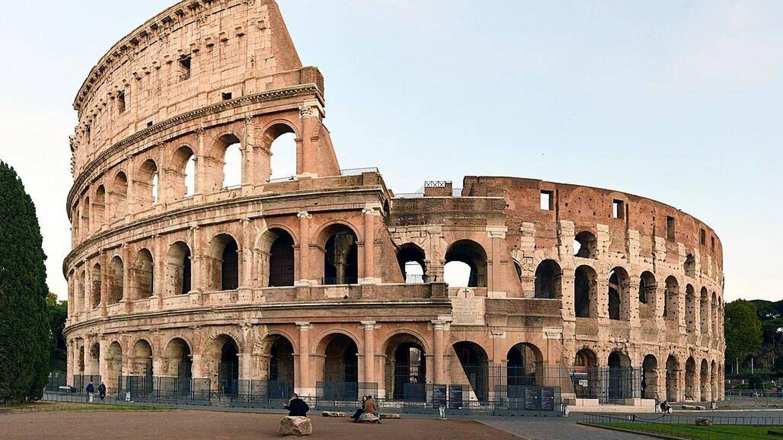 Coliseo de Roma. (Creative Commons)